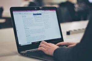 5 steg for å komme i gang med bedriftsblogg