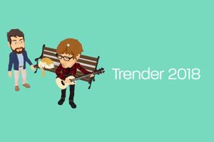 8 trender innen digital markedsføring i 2018