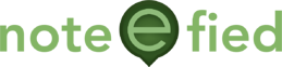 Note-e-fied Inc. logo