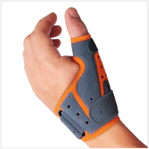 Fix comfort thumb brace for cmc thumb arthritis and gamekeepers thumb