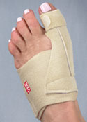 3pp Bunion-Aider has a new, improved design for easier application and greater correction of Hallux Valgus deformity