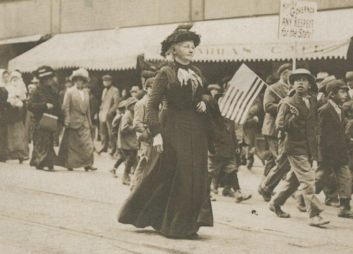 Mother Jones Mary Harris Jones