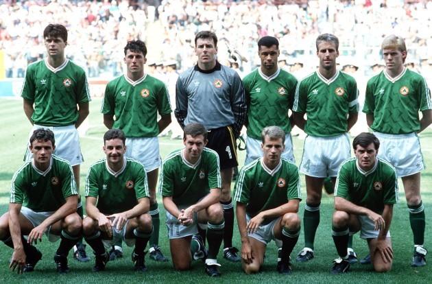 Rep of Ireland 1990