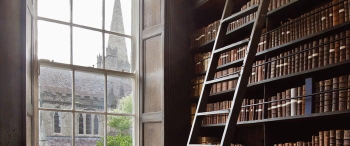 marsh's library 2