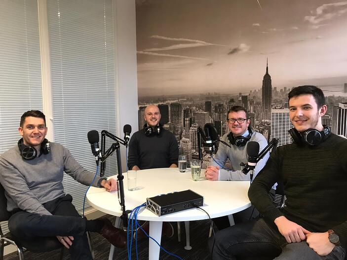 ACF Technologies Customer Experience Podcast Team