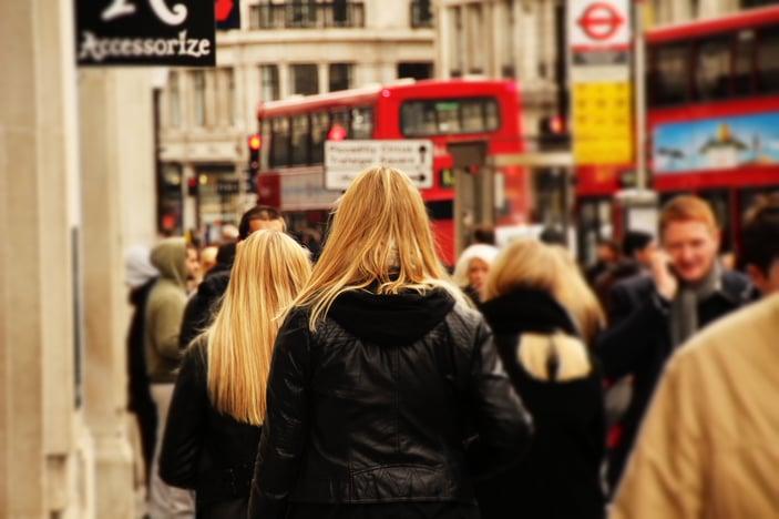 London+High+Street+Shopping