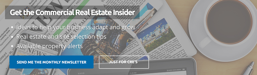 Get the Commercial Real Estate Insider