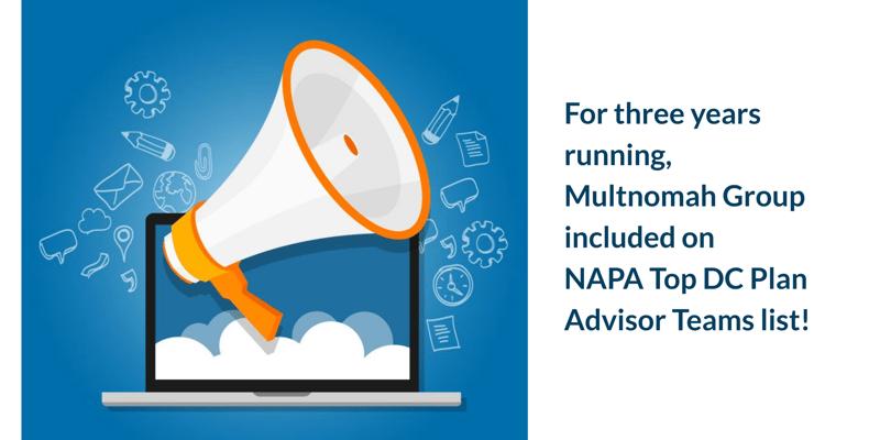 2019 NAPA Top DC Advisor Teams