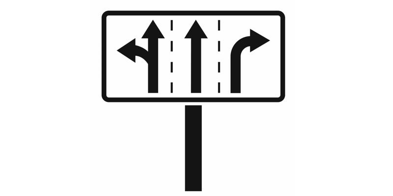 Pick a Lane