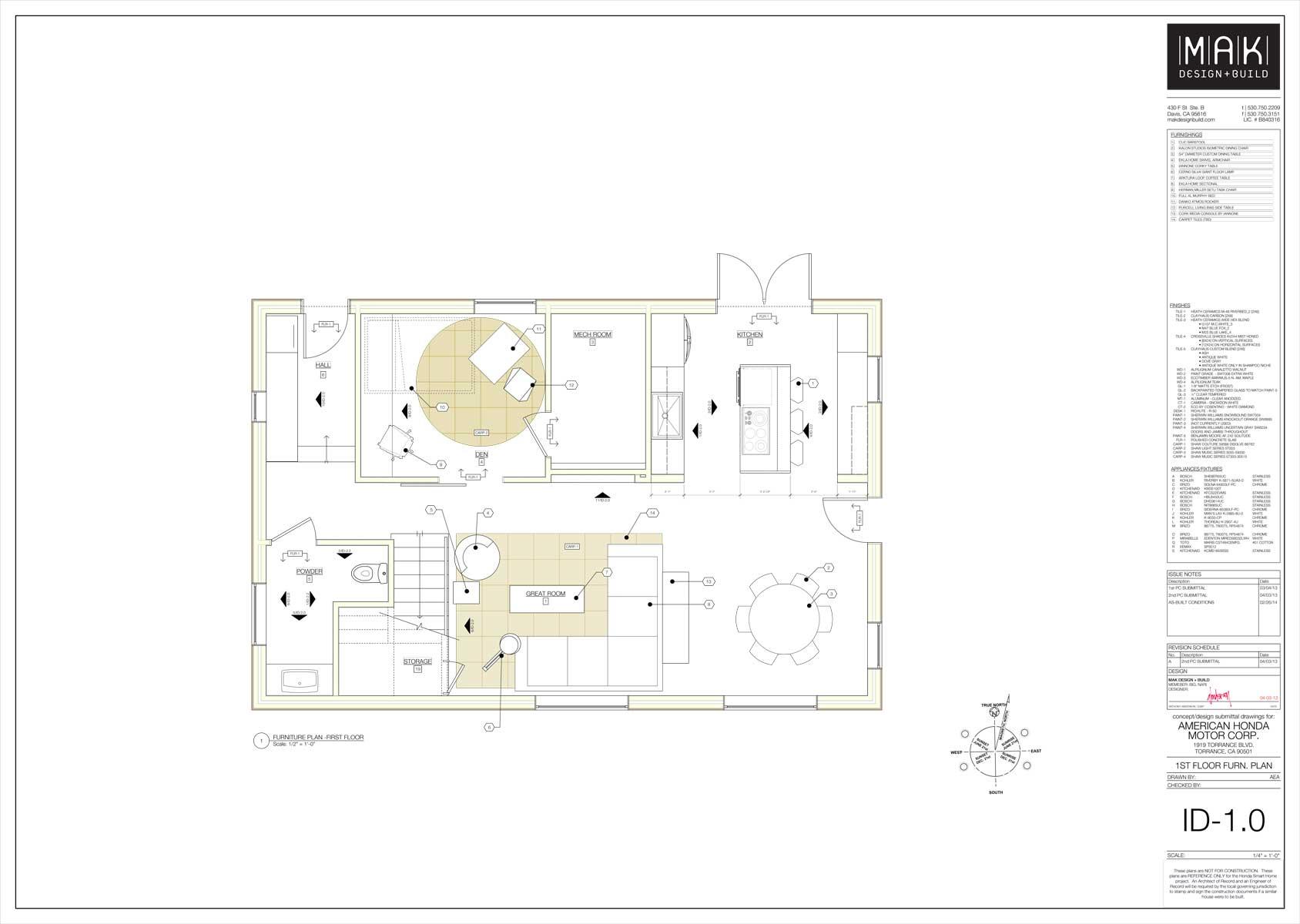 Green Builder HOTY EntryGeneral23Honda Smart Home US – Us Home Floor Plans