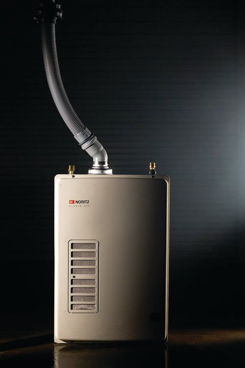 Noritz Eztr40 Gas Condensing Tankless Water Heater