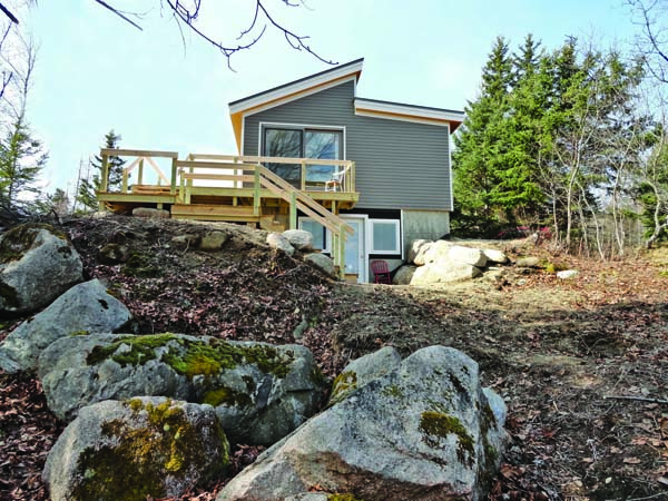 Blu Homes Exterior Deer Isle