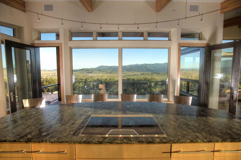 Sungazing House Countertop