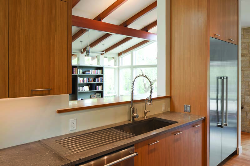 Clean Finish Best Healthy House Design Austin Tx