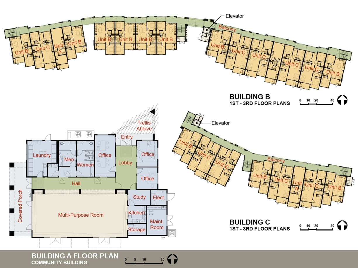 New Harmony Floor Plan