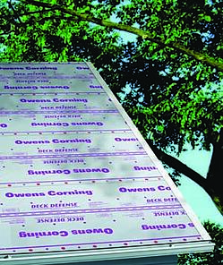 Owens Corning Deck Defense High Performance Roof Underlayment