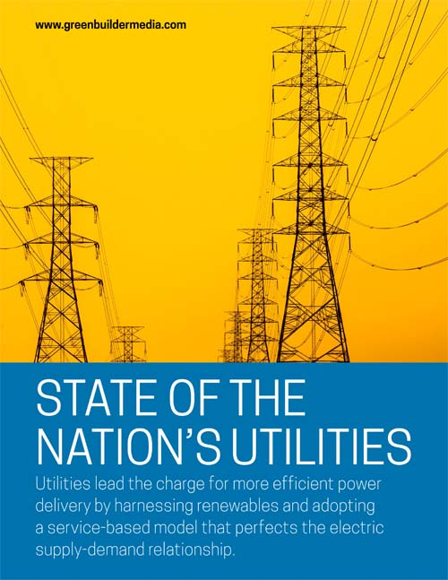 State of the Nation's Utilities