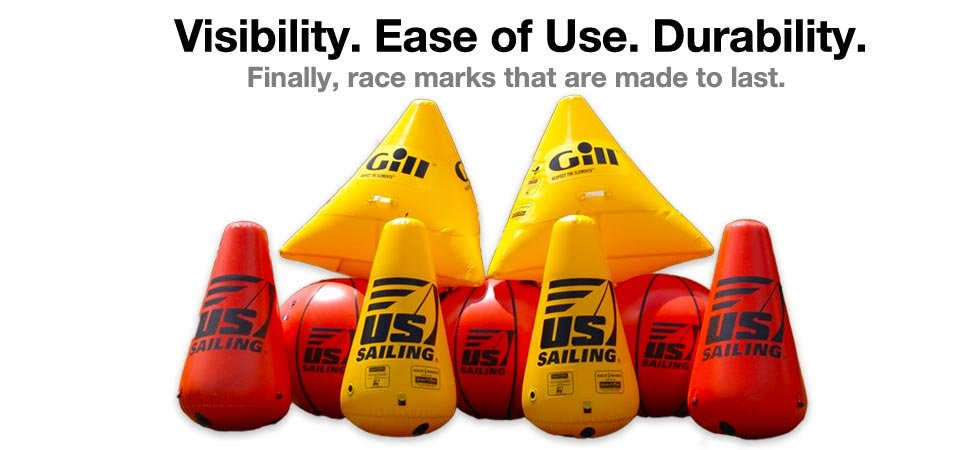 Visibility. Ease of Use. Durability.