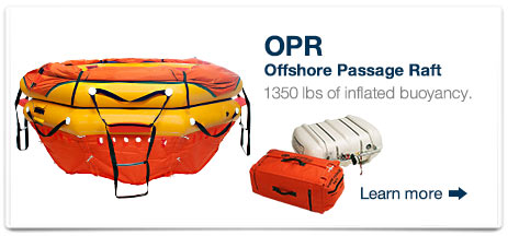 Offshore Passage Raft