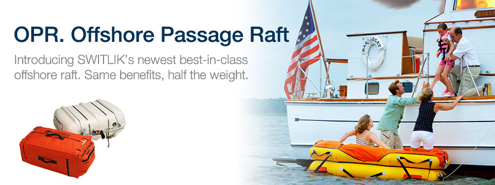 OPR. Offshore Passage Raft