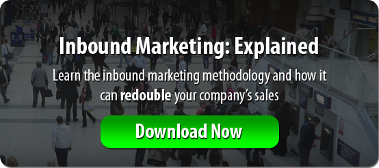 Free Inbound Marketing Explained eGuide