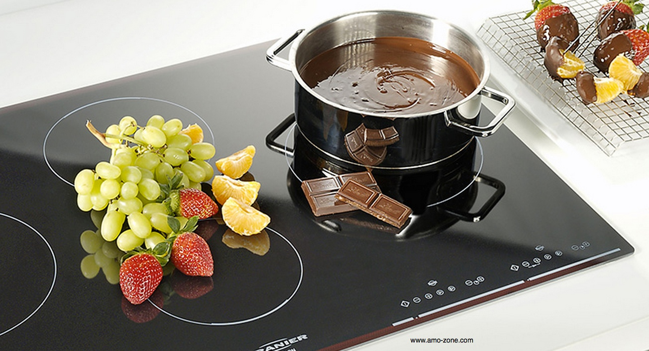 Heating Induction Cook Tops ~ Energy efficient induction cooktops are heating up