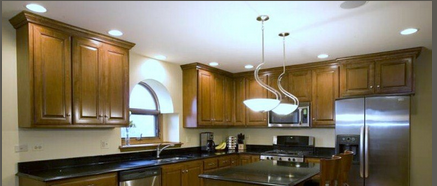 What most people don t know about kitchen cabinet molding for Standard crown molding size
