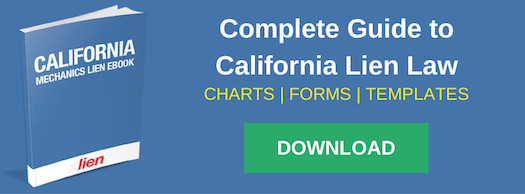 California assignment for the benefit of creditors