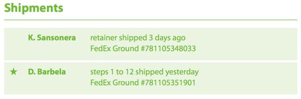 3-shipments