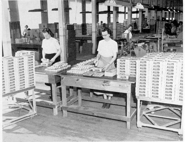 1930s Titleist Production Facility