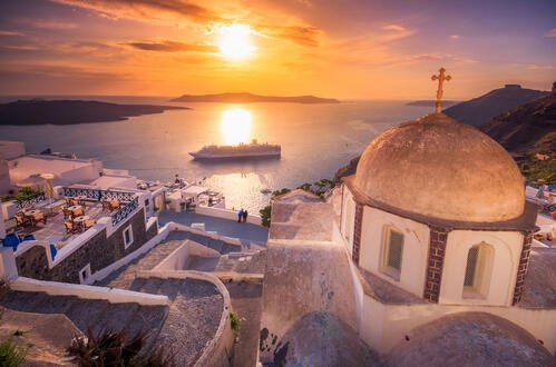 #7 Benefits of cruising around the Greek Islands