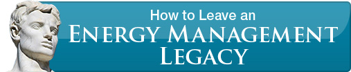 Recorded Webinar: How to Leave an Energy Management Legacy