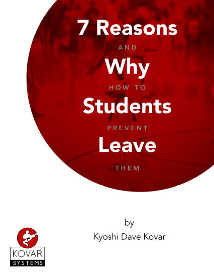 7 Reasons Why Students Leave