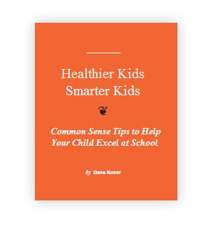 Healthier Kids - Smarter Kids