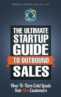 Outbound Sales for Startups Book