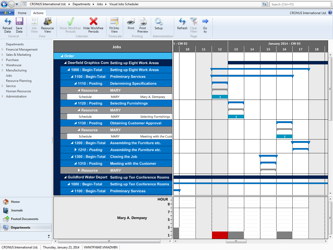 How To Improve Project Planning With Microsoft Dynamics