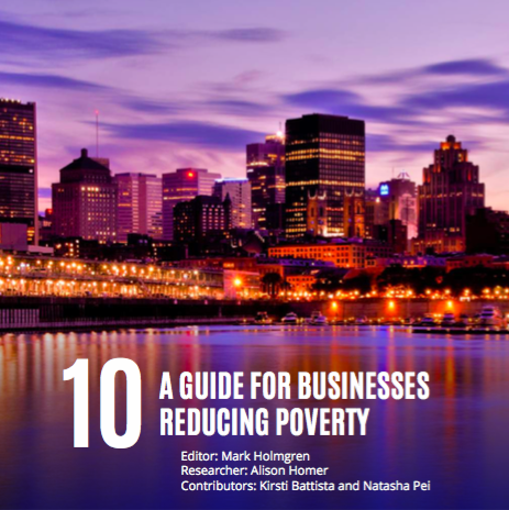 10 A guide for businesses reducing poverty