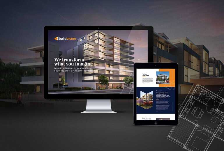 BuildVision_Website Design