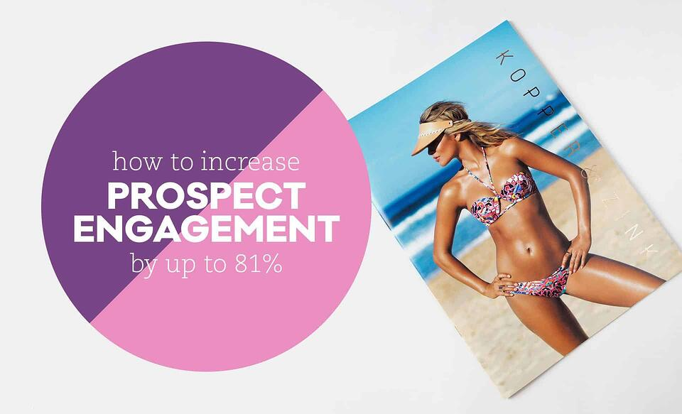 increase prospect engagement