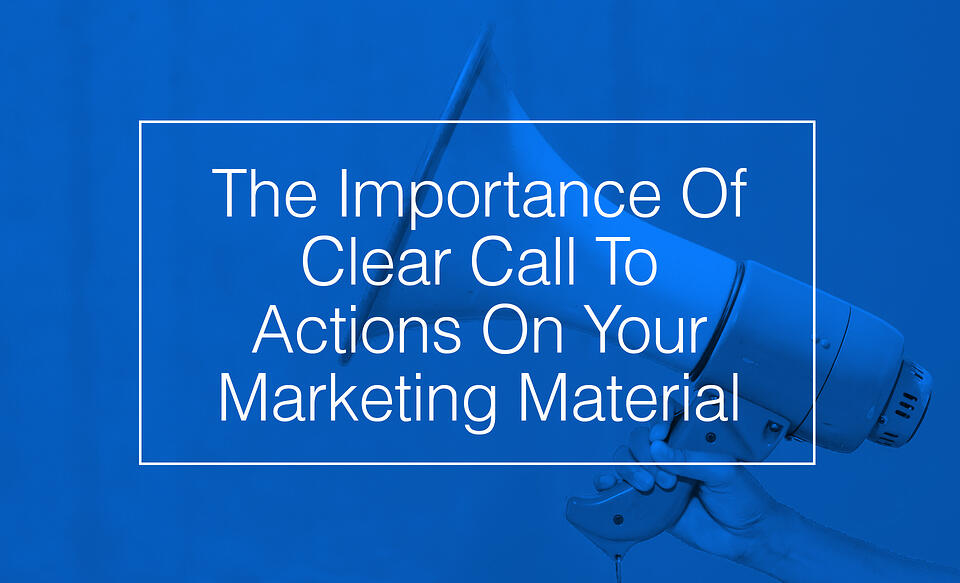 The Importance of Clear Call To Actions-C