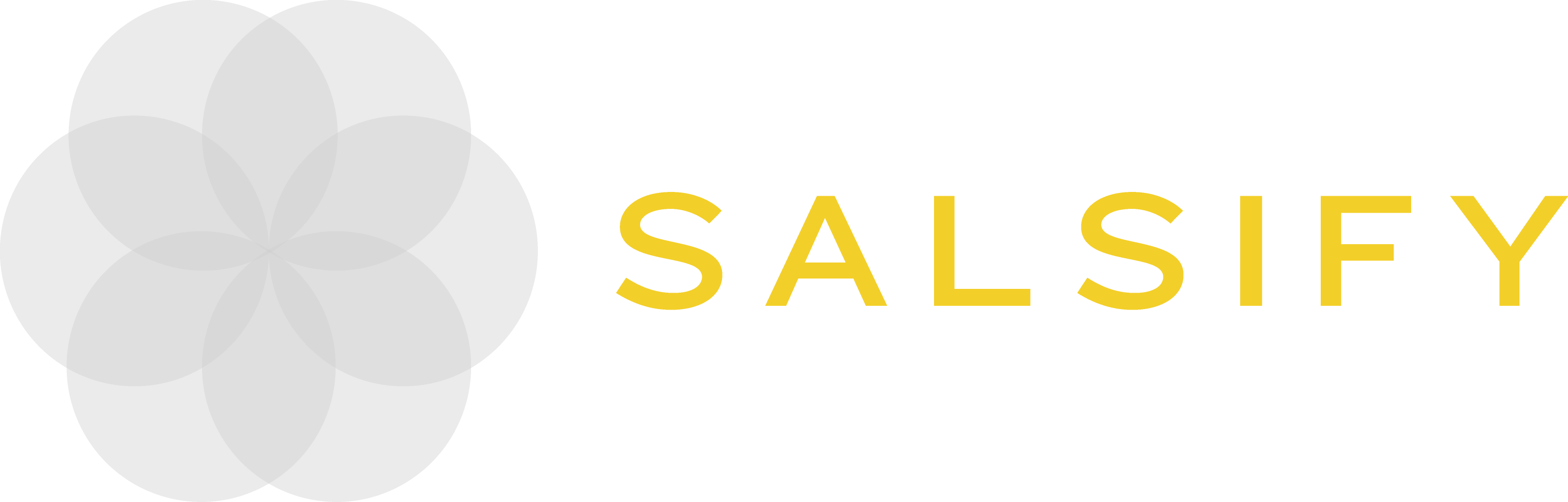 Salsify_Gray_and_Yellow_logo