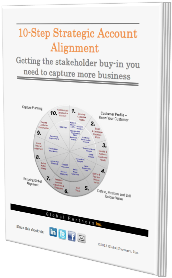 10-Step Strategic Account Alignment Ebook