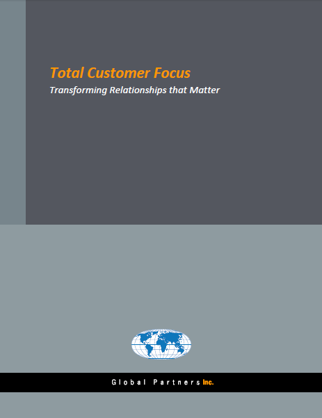 Total Customer Focus Ebook