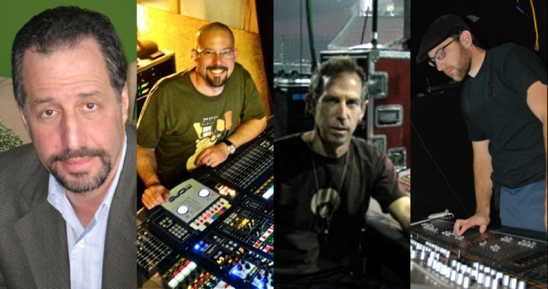 The best IEM monitor engineers