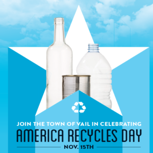 America Recycles Day in Colorado