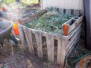 Backyard Composting In The Mountains