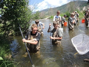 High School Student Internships with US Forest Service Colorado