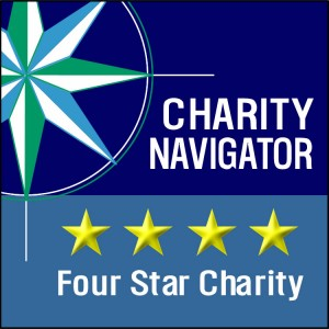 4-Star Rating Charity Navigator