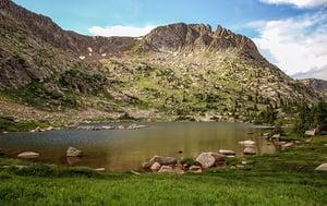 Lonesome-Lake-Holy-Cross-Wilderness-Colorado-Hike