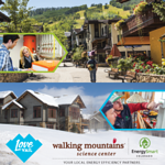 Town of Vail and Energy Smart Colorado at Walking Mountains Science Center Energy Efficiency Incentive Program